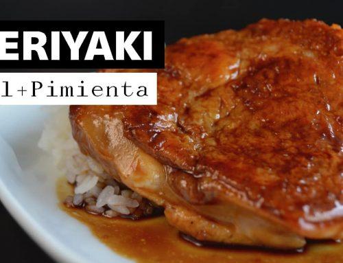 Receta Salsa Teriyaki. ¡Auténtica, versátil y deliciosa!