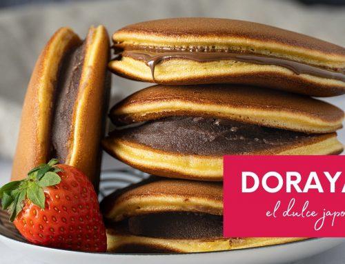 Receta Dorayaki Fácil y delicioso