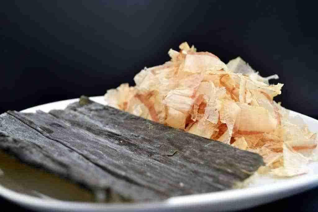 Receta Dashi cocina japonesa
