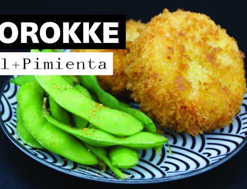 Receta Korokke – La Croqueta Japonesa