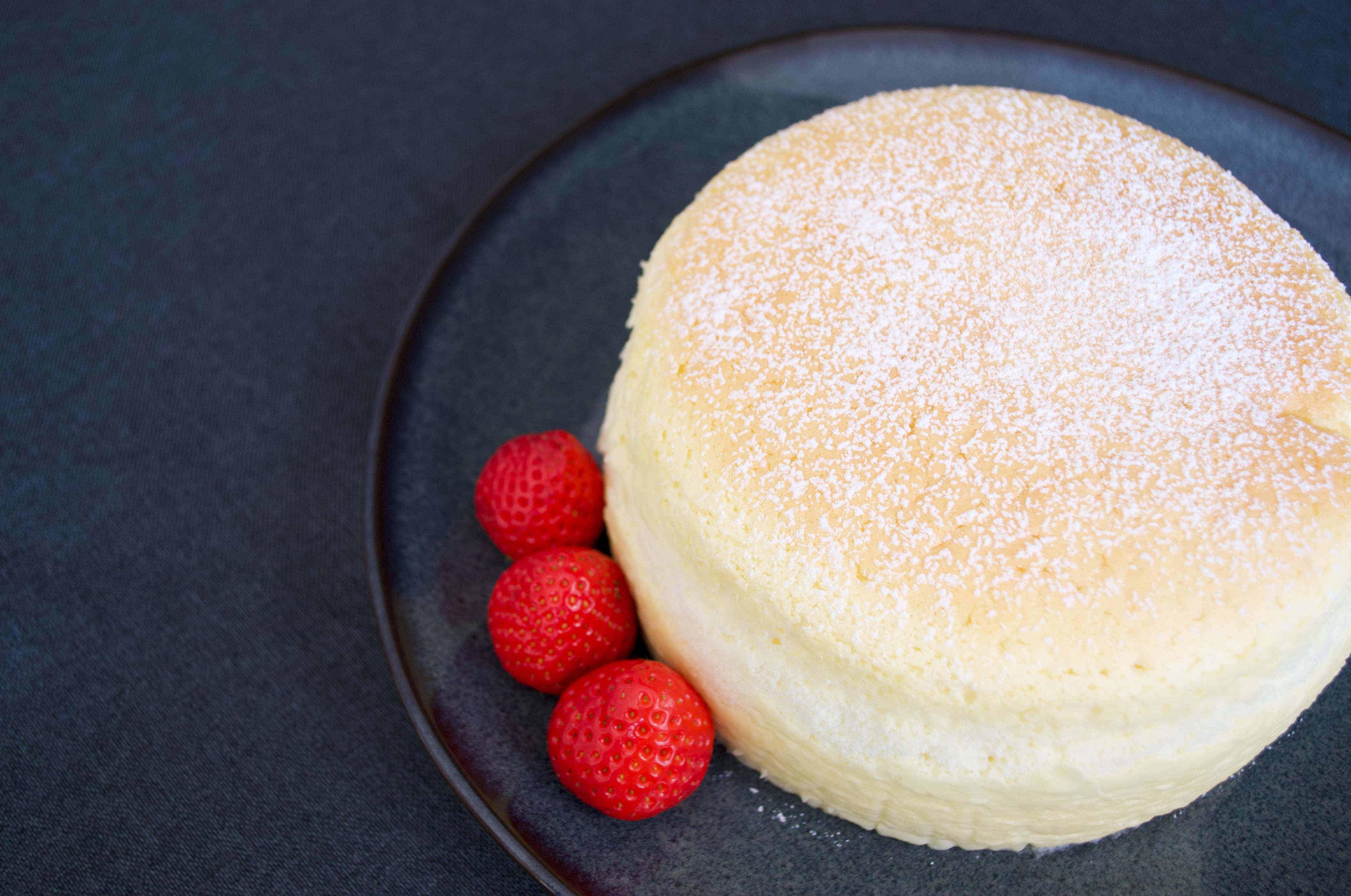 Receta Cheesecake Japonesa - El Auténtico Pastel de Queso Japonés