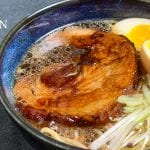 Receta ramen, autentico ramen japonés, fideos
