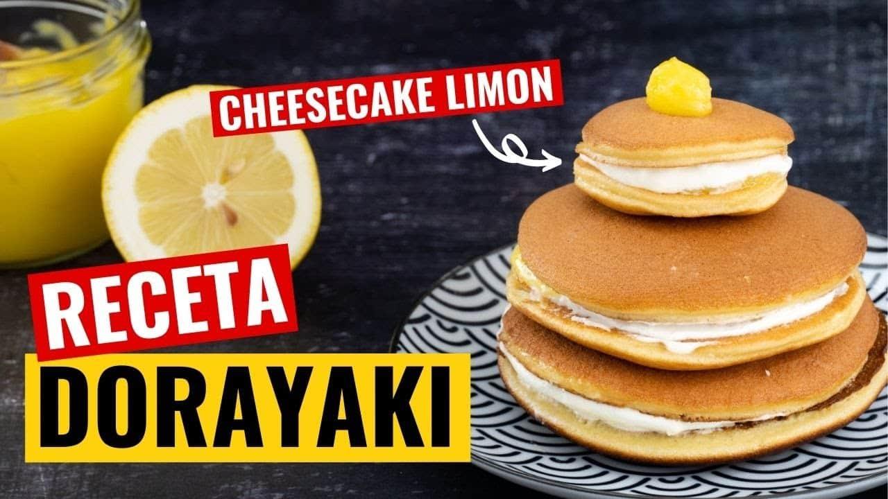 Receta Dorayaki