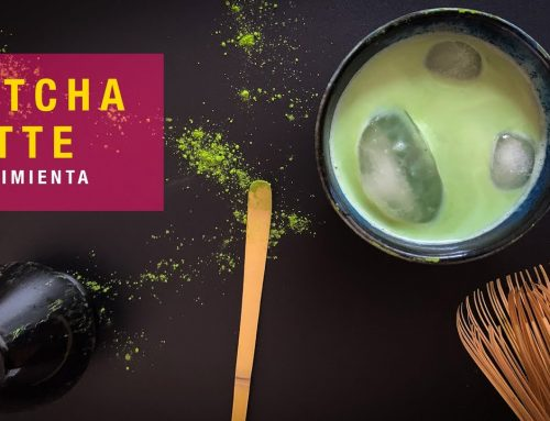 Receta Matcha y Matcha Latte