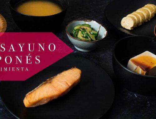 Receta Desayuno Japonés Tradicional