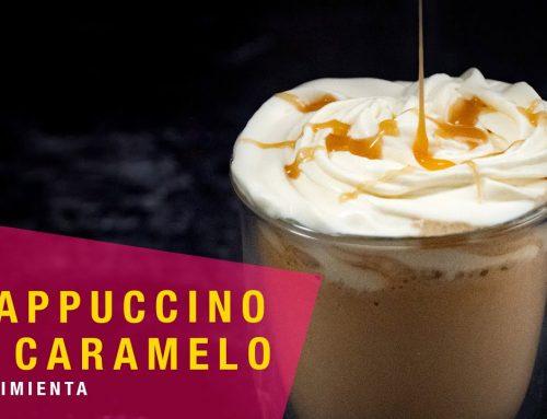 Receta Frappuccino Caramelo Starbucks