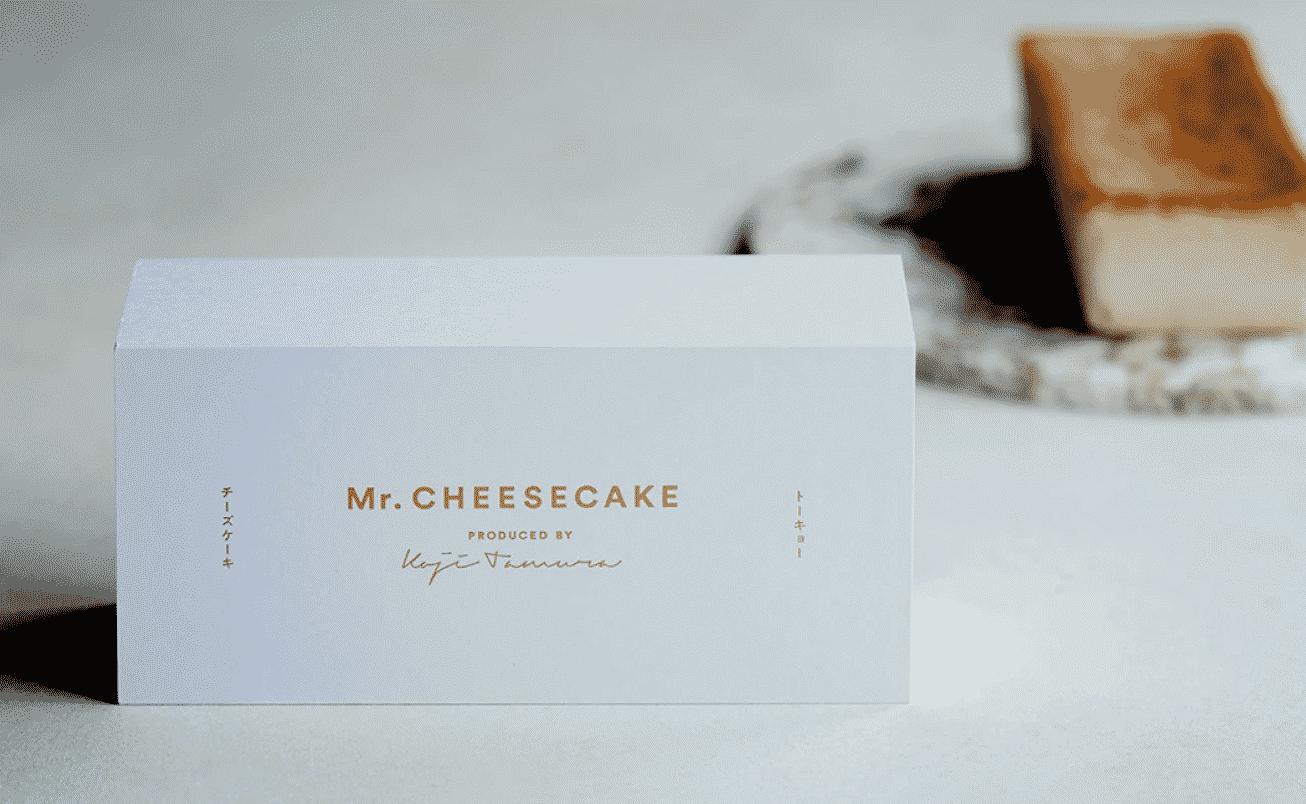 Tarta de queso de Mr. Cheesecake