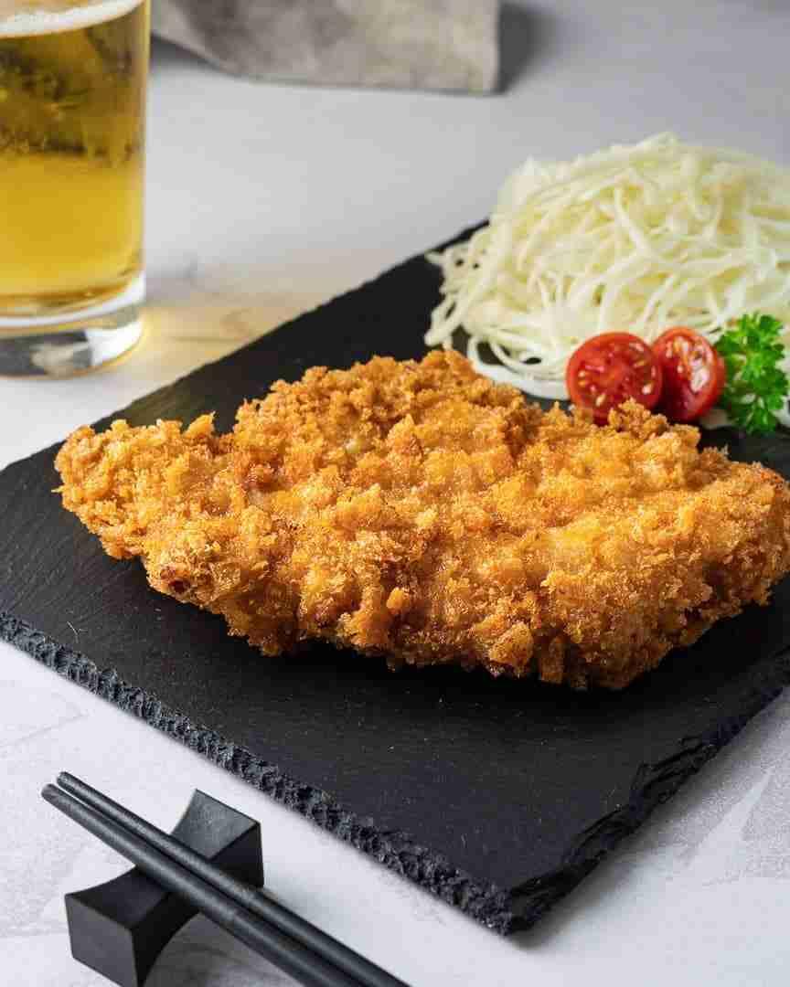 receta tonkatsu con panko casero