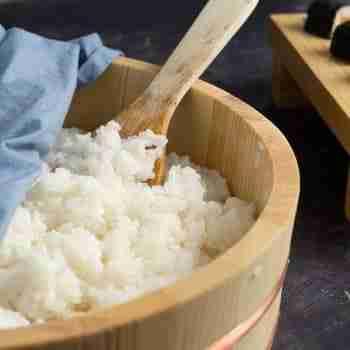 Receta Arroz para Sushi