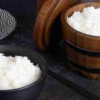 Receta arroz japonés