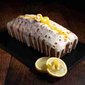 Receta bizcocho de limón fácil